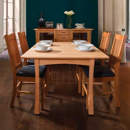 Mission-Craftsman Dining Tables