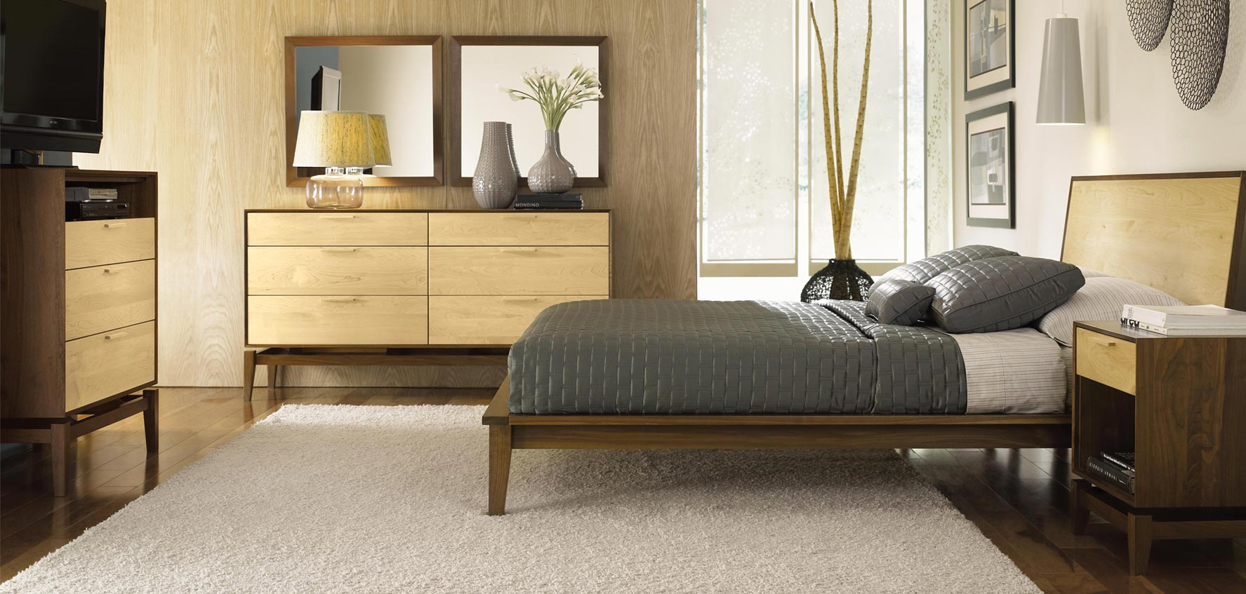 ... Maple Bedroom Furniture. Soho ...