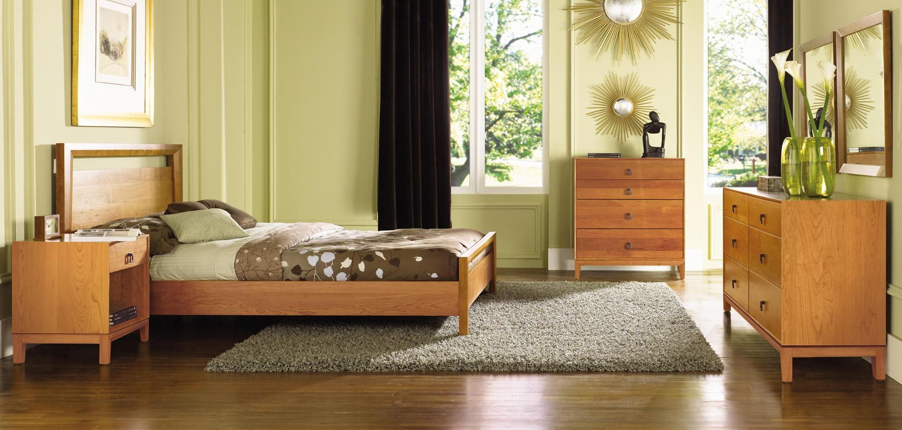 Mansfield Bedroom Furniture By Copeland Vermont Woods Studios - Copeland bedroom furniture