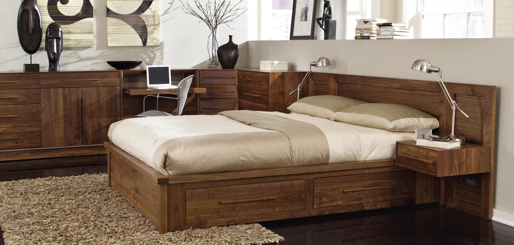 Moduluxe Bedroom Furniture By Copeland Vermont Woods Studios - Copeland bedroom furniture