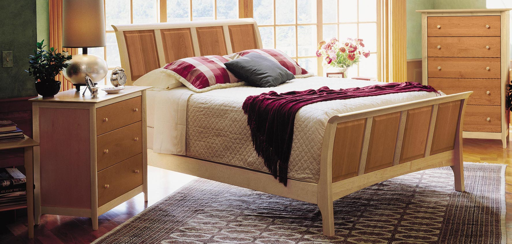 Sarah Bedroom Furniture by Copeland
