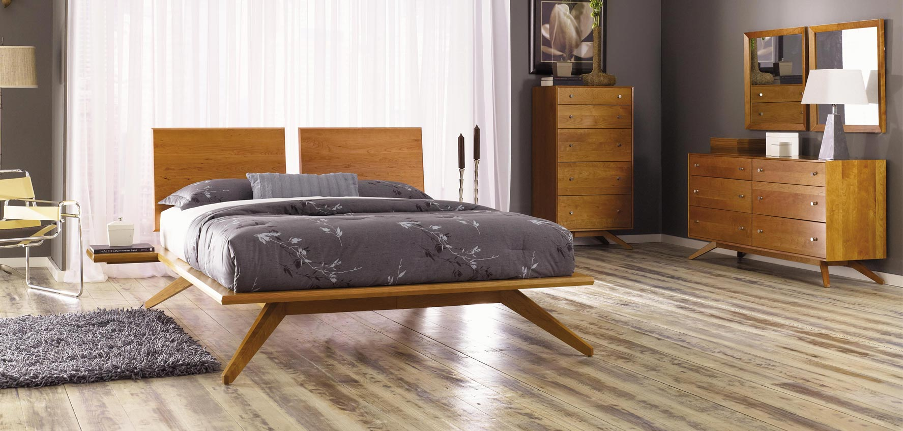 Astrid Furniture by Copeland. Astrid Bedroom Furniture by Copeland   Vermont Woods Studios