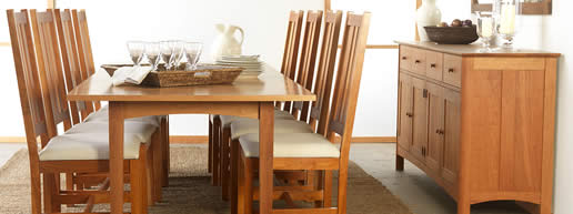 Dining Sets on Sale | Top Quality Solid Wood Furniture, USA Made in VT