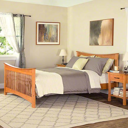 Bedroom Furniture Green buy lyndon furniture online or in store | vermont woods studios