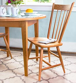 Shaker and Windsor Dining Chairs
