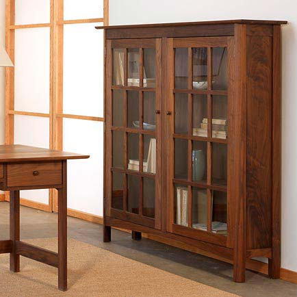 Shaker Bookcases