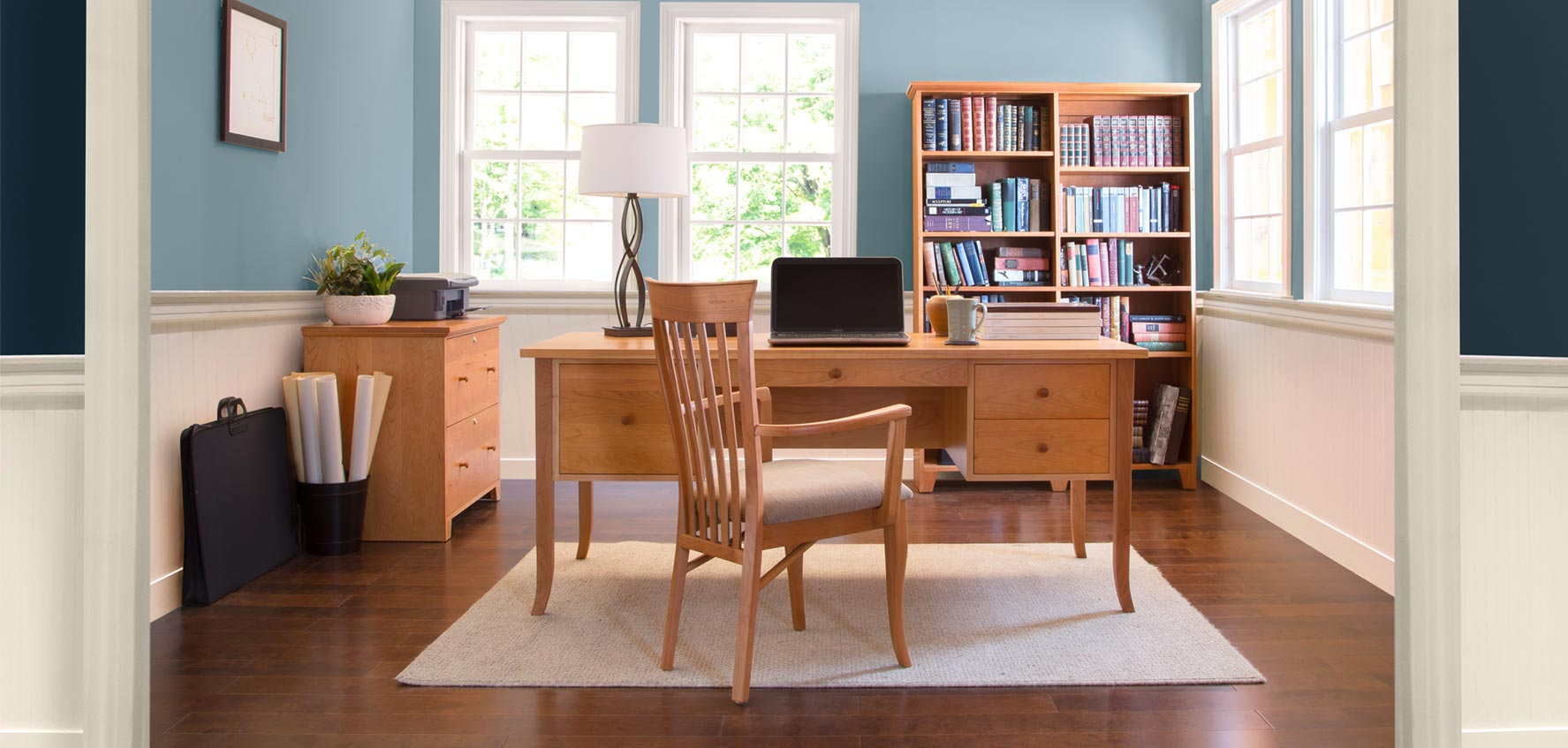 Home Office Furniture - Vermont Woods Studios