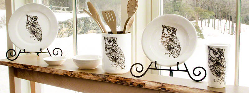 Screech Owl Collection