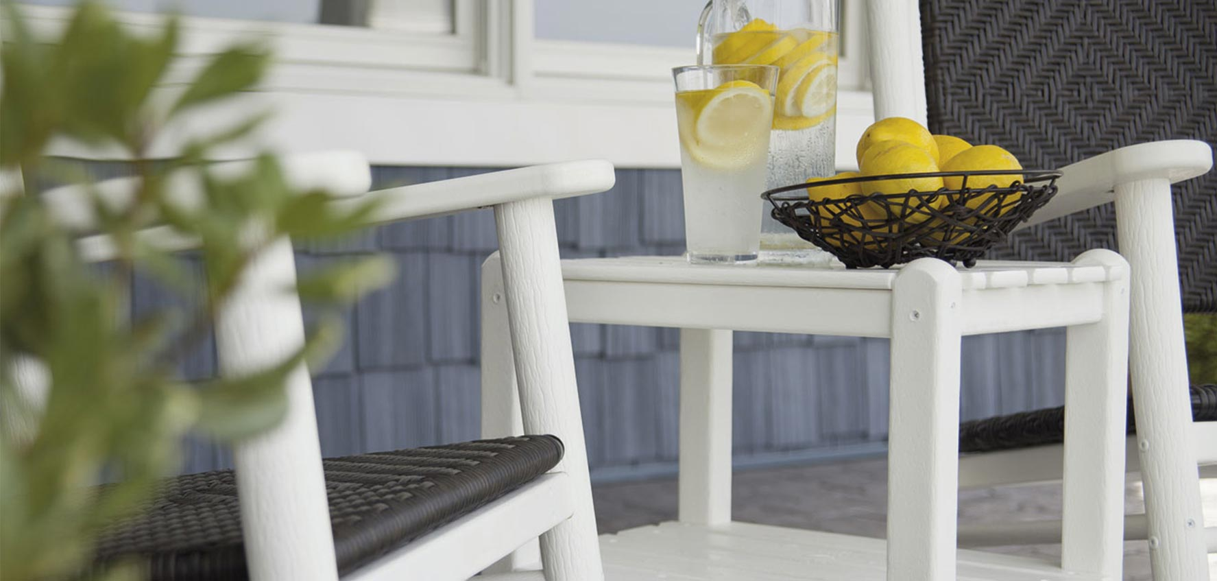 Outdoor Coffee and End Tables
