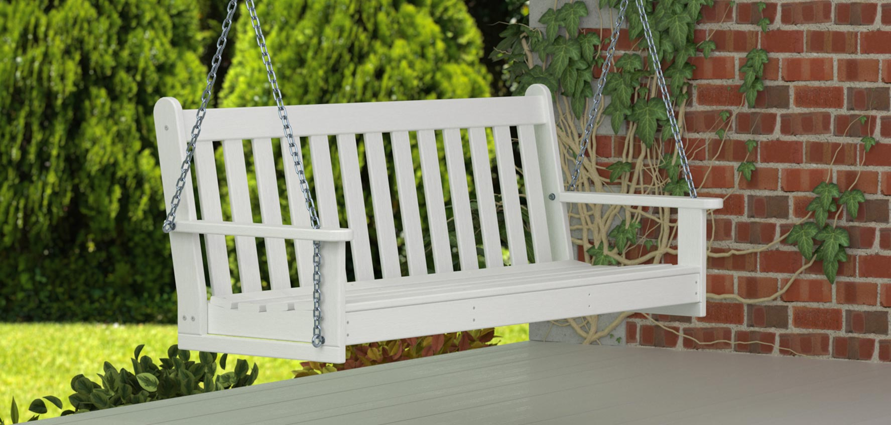 Patio Benches, Swings & Gliders