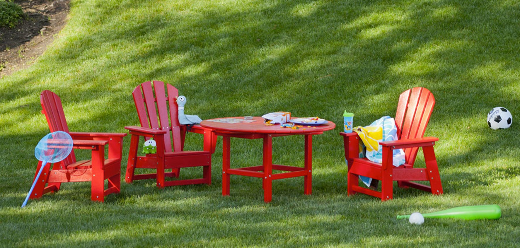 Kids Outdoor Furniture Vermont Woods Studios