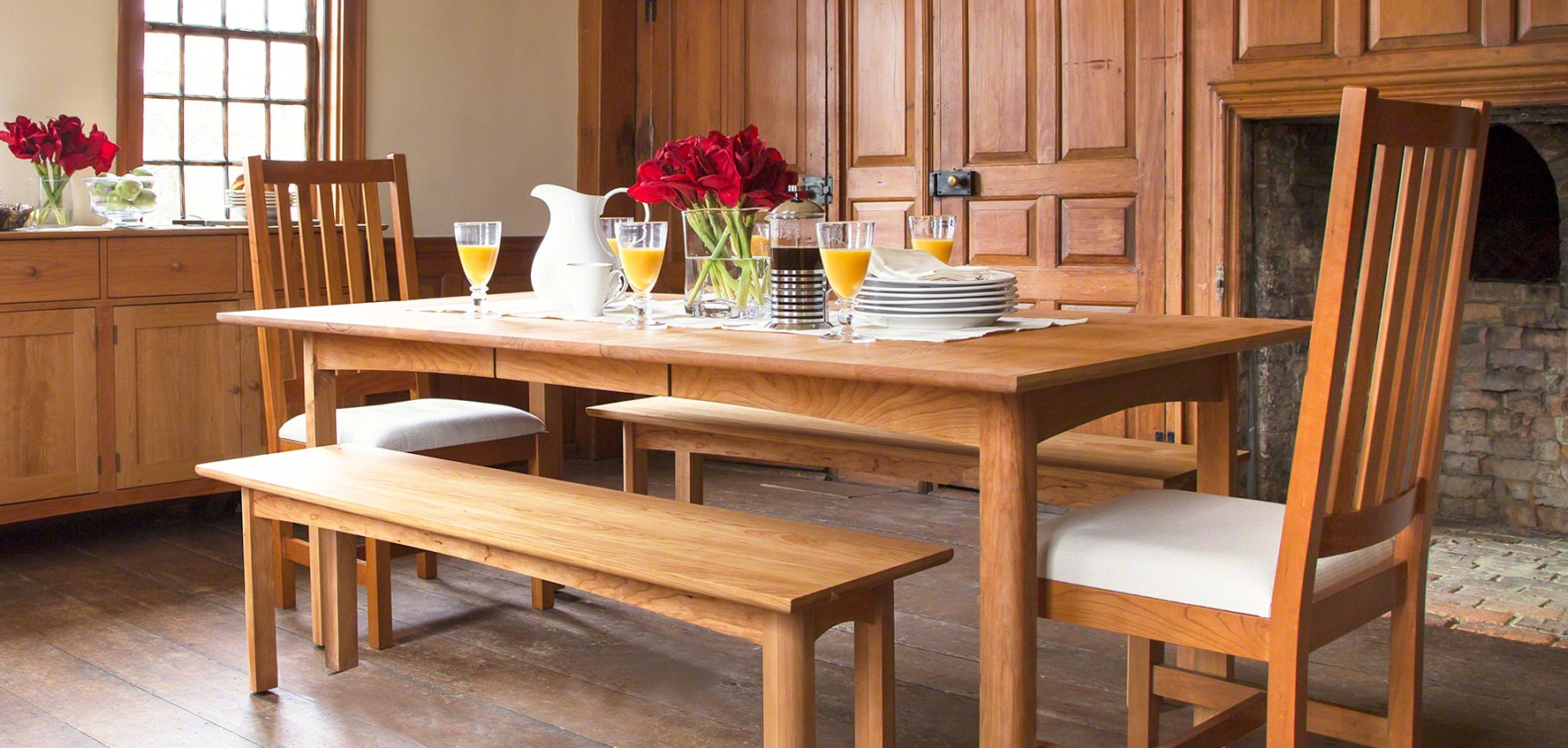 Beau Shaker Dining Room Furniture