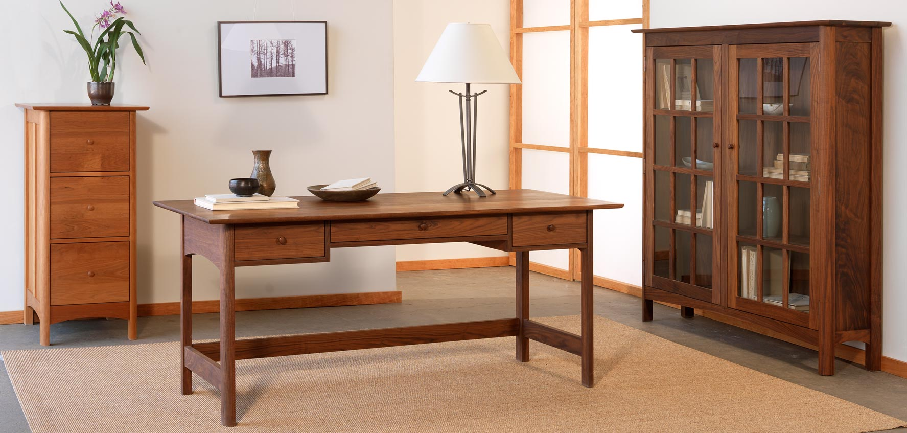 Shaker Home Office Furniture