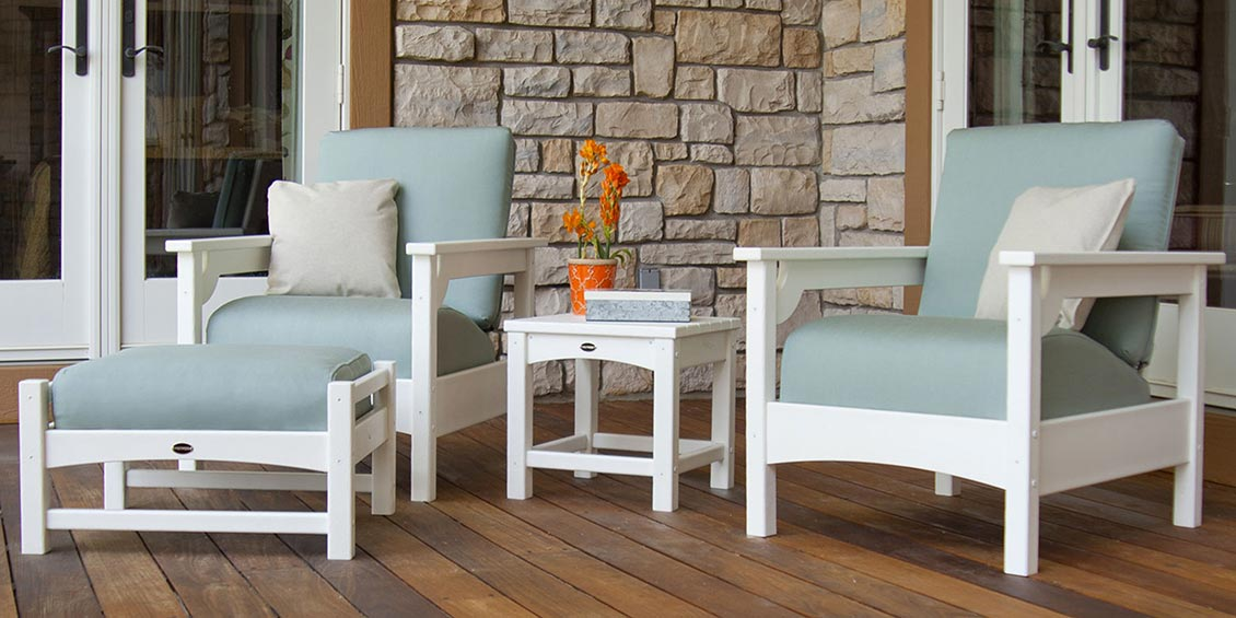outdoor deep seating chairs loveseat sofas sectionals
