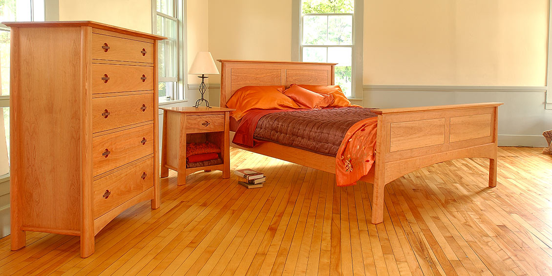 top quality bedroom sets real solid wood handmade fine