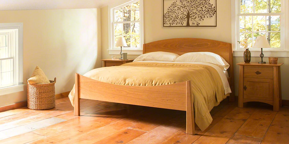 Vermont Handcrafted Wood Furniture