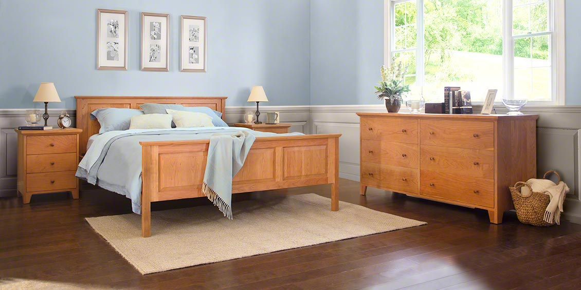 Solid Cherry Wood Furniture
