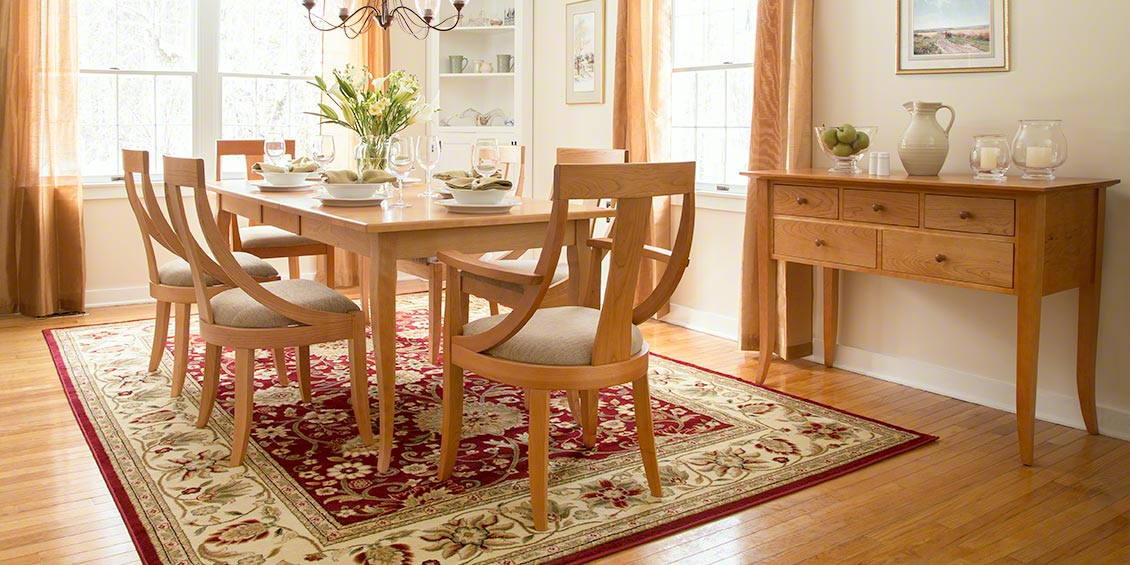 Cherry Wood Furniture - Vermont Woods Studios