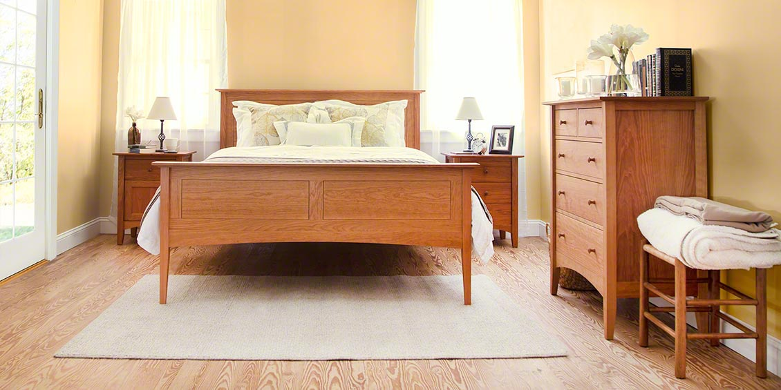 All Natural Cherry Wood Furniture