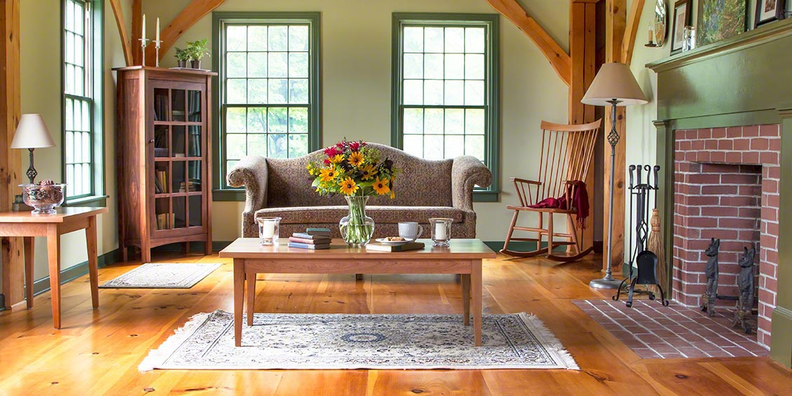Vermont Woods Studios Handmade Furniture