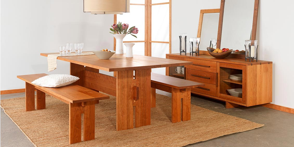 Solid Wood Furniture, Made to Order