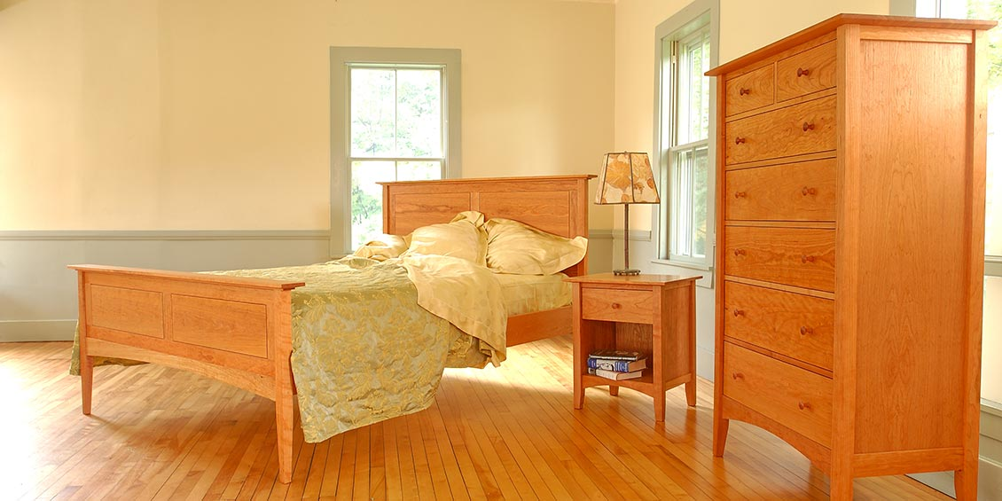 Amish Bedroom Furniture Usa Made Puritan Ct