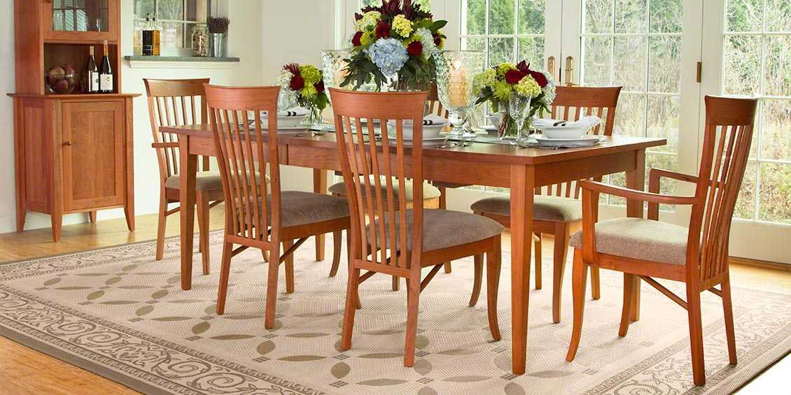 american made dining room furniture dining room ideas