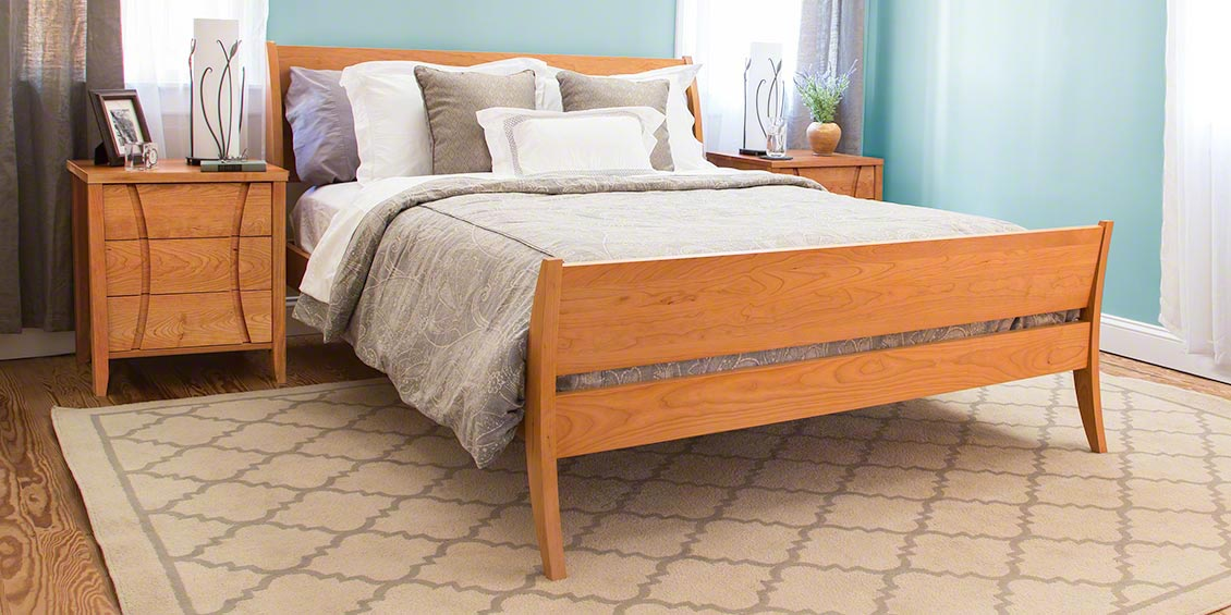 Holland Bedroom Furniture Collection Vermont Woods Studios