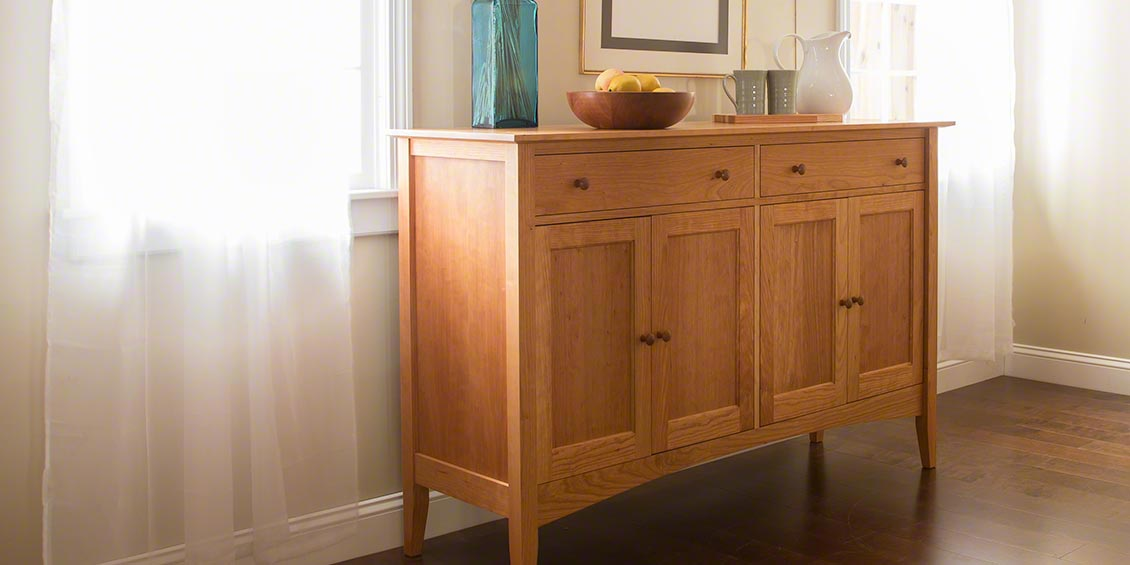 Shaker Furniture Vermont Woods Studios