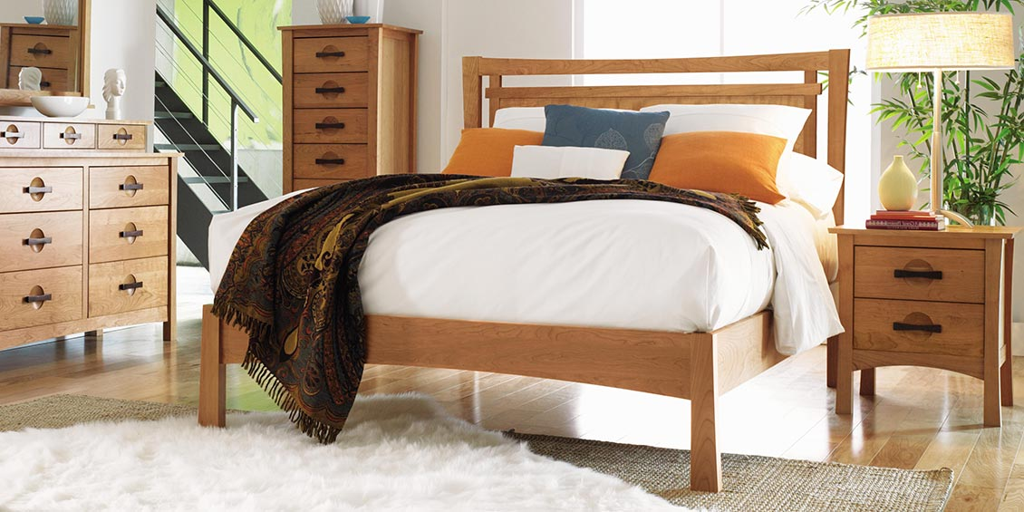 Copeland Vermont Made Monterey Bed