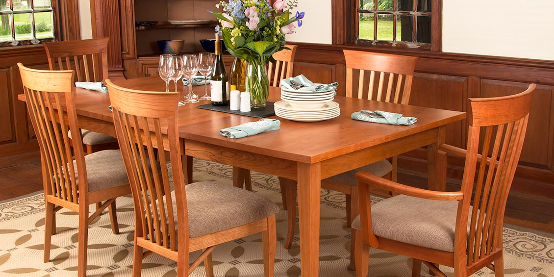 All Wood Dining Room Sets. 109\
