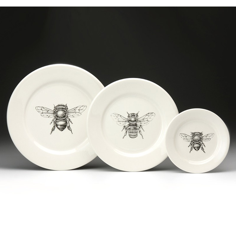 Honey Bee Plate