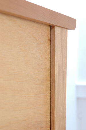 Solid Wood Case Corner Edging