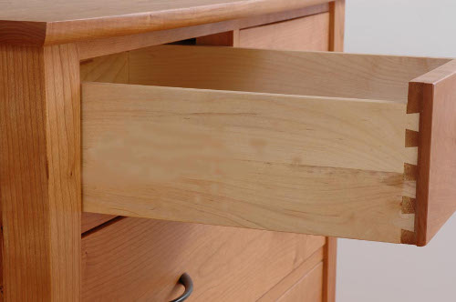 Solid Wood Case Drawer
