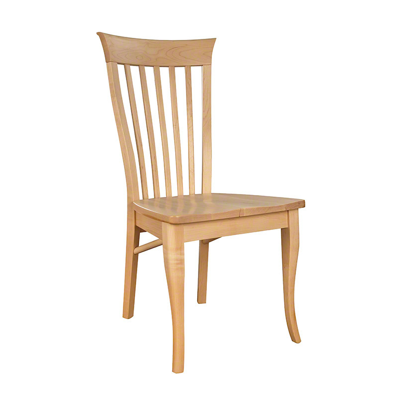 In Stock Maple Dining Chairs Classic Shaker Set 2 Clearance Sale