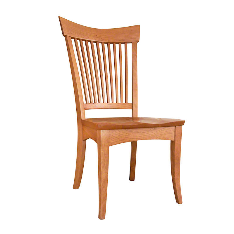 Dining Chair Clearance: Modern Shaker Dining Chair #1 - Vermont Woods