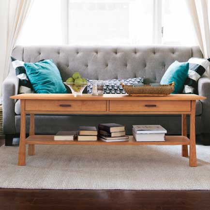 Living Room by Vermont Furniture Designs