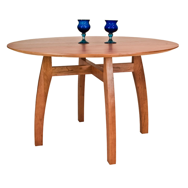 Vermont Modern Solid Top Table
