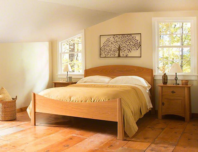 mission-craftsman-style-bed-and-nightstands