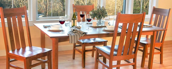 Woodland Custom Dining Table