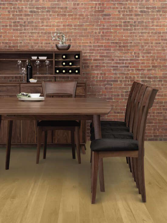 Catalina Walnut Dining Set