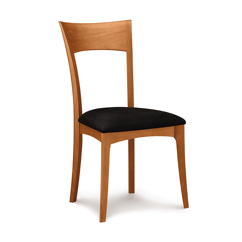 shaker cherry dining chairs copeland sarah ingrid american made
