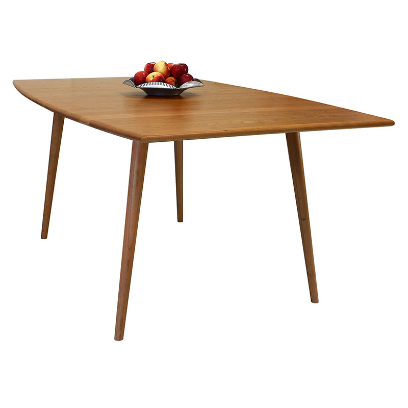 Addison Boat Top Dining Table