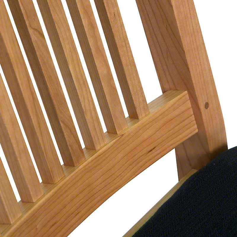 American Mission Chair  sc 1 st  Vermont Woods Studios & American Mission Dining Chair - Vermont Woods Studios