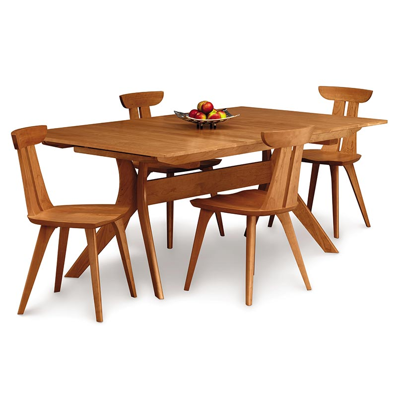 Audrey Cherry Extension Dining Table