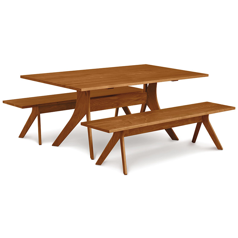 Custom Real Solid Wood Dining Room Tables | Handmade by Vermont