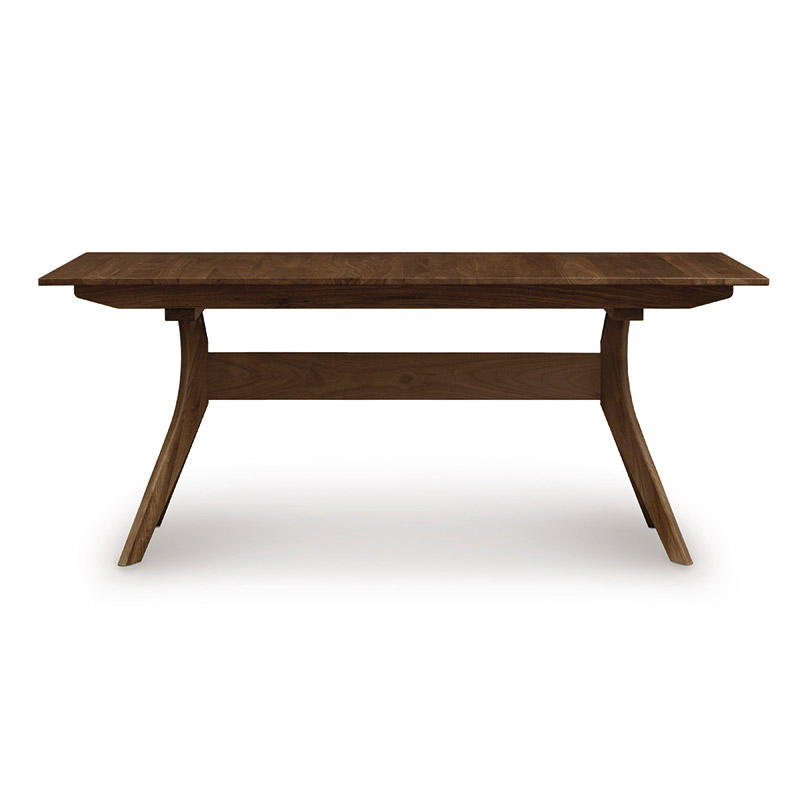 Audrey Walnut Extension Table By Copeland Furniture