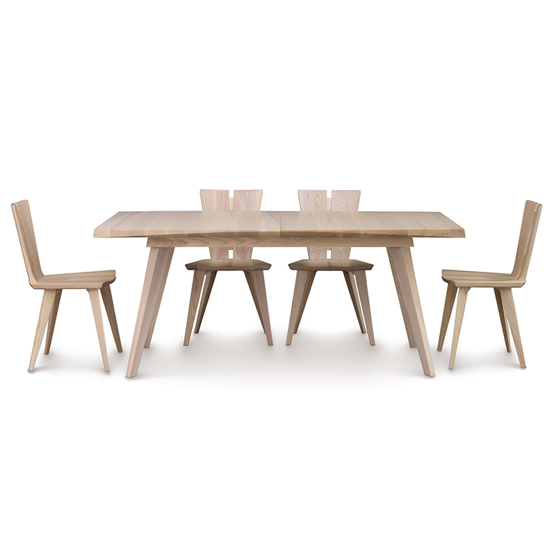 Axis Extension Dining Table | Copeland Furniture | Solid Ash Wood ...