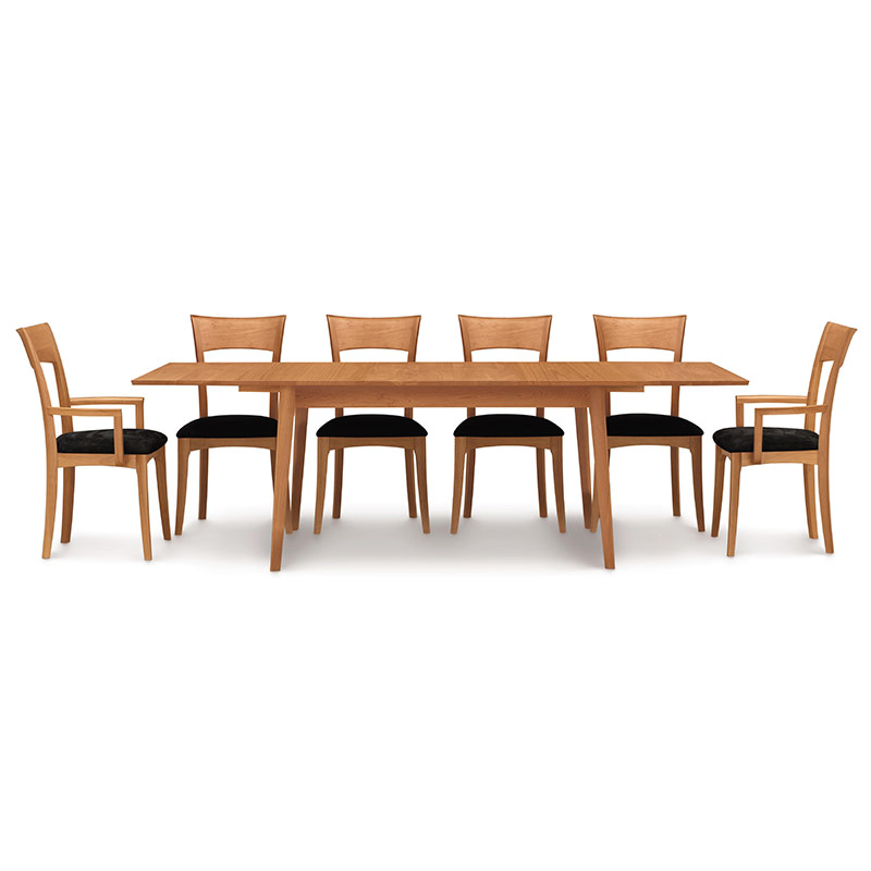 Copeland Catalina Cherry Extension Dining Table High End