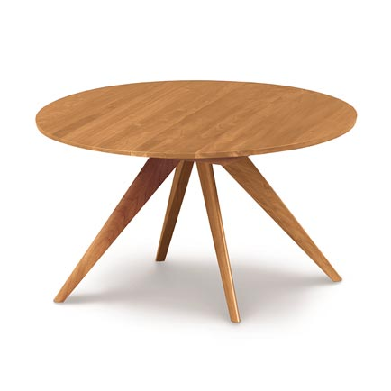 natural wood round dining table best dining table ideas